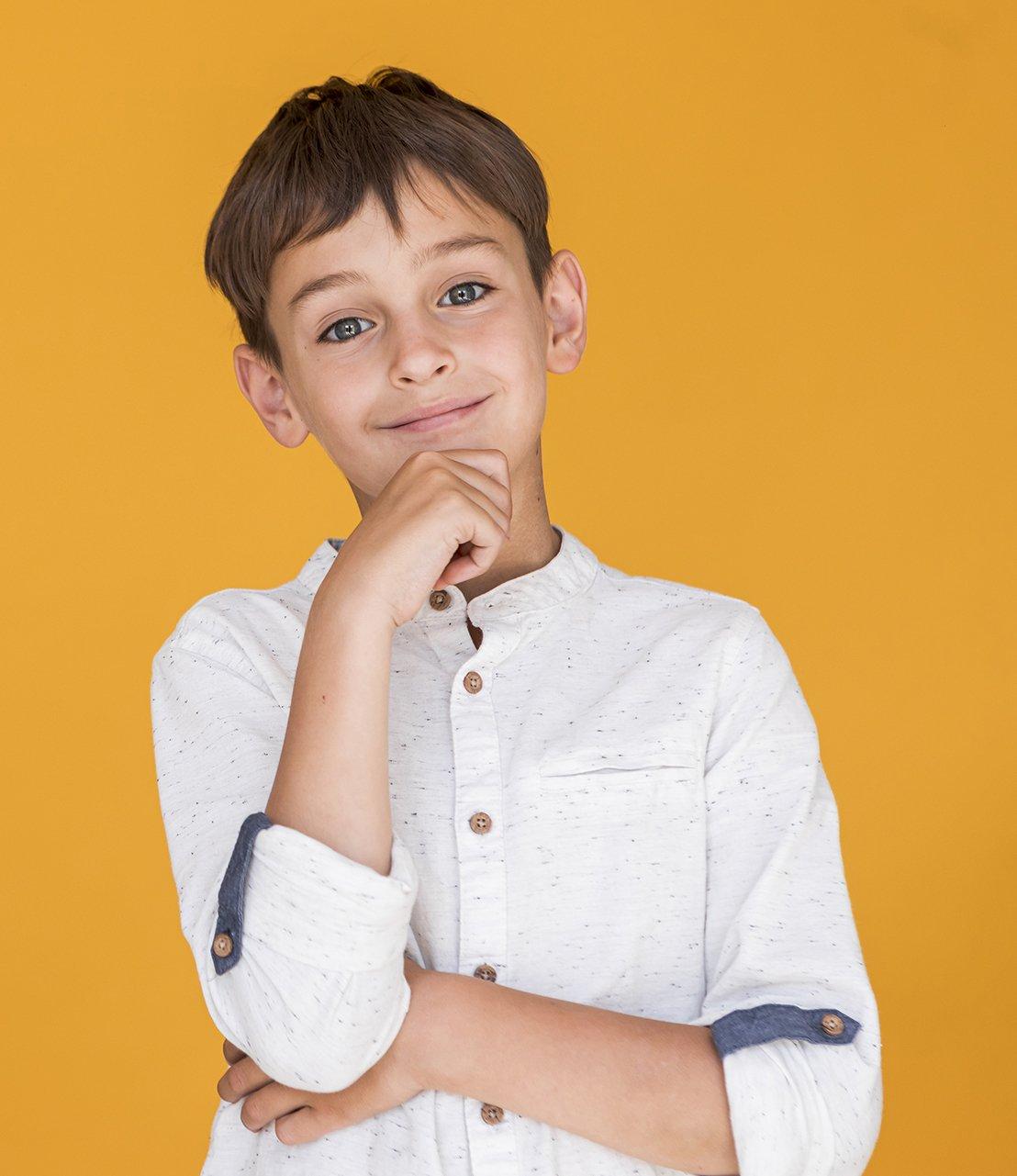 Smiling Boy | KYDS | Kilnaleck Youth Drama Society | Alice Lynch