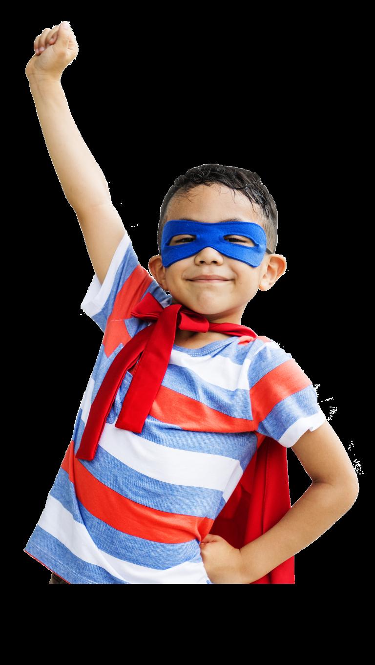 Superhero Kid | Kilnaleck Youth Drama Society | Alice Lynch